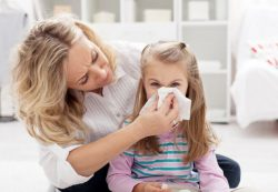 Как защитить ребенка от гриппа