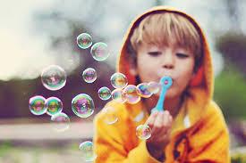 Рецепт лучших мыльных пузырей