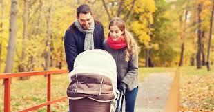 Прогулки важны для малыша!