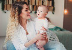 Ваши добровольные помощники. 8 советов молодой маме