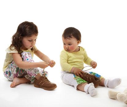Что умеет малыш от года до 4?