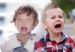 Истерики у ребенка. У мамы – чувство вины и низкая самооценка
