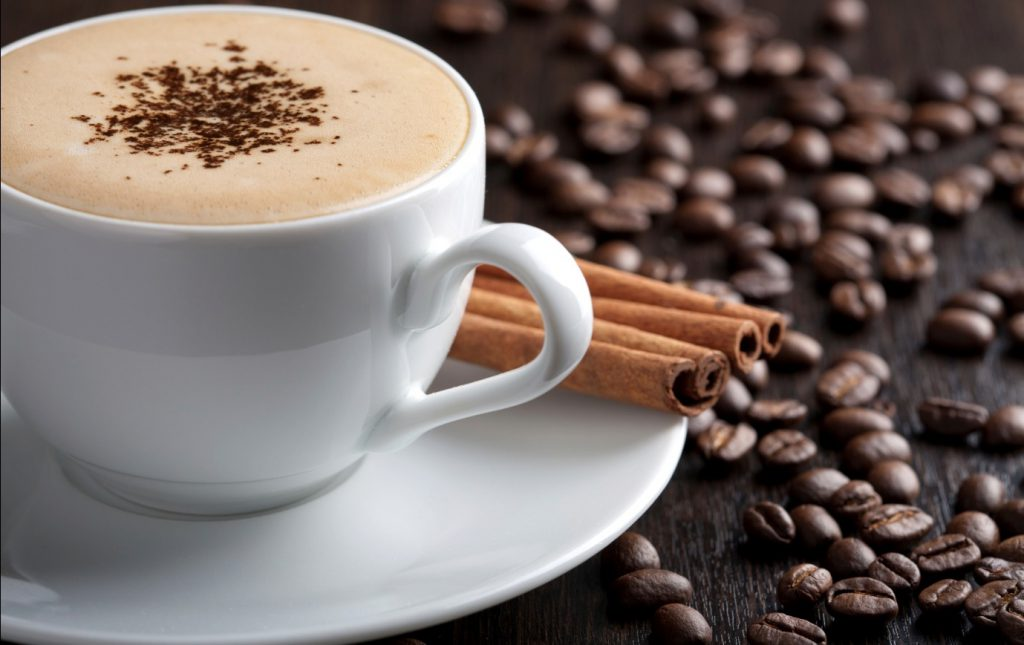 Популярный кофейный бутик