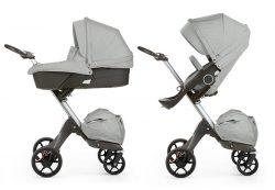 Современные детские коляски
