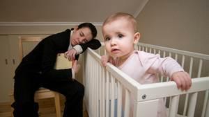 Почему не спит малыш