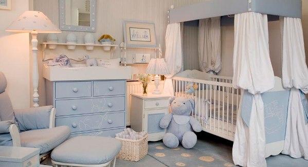 Как создать комфорт в комнате малыша?