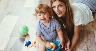Без садика. Трудности домашнего воспитания – для мам