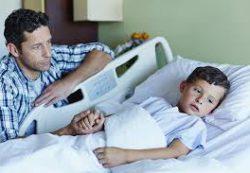 Ребенок после больницы: как ему помочь прийти в себя