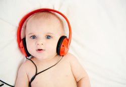 Развитие музыкального слуха у малыша