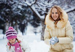 10 игр с ребенком в холодное время года
