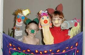 Представление начинается! Как сделать домашний кукольный театр