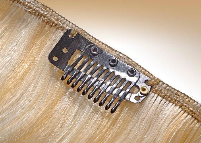 Использование накладных волос и их надежные методы крепления