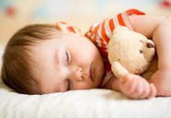 «Спать пора, уснул бычок, лег в коробку на бочок»