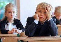 Какие дети становятся двоечниками