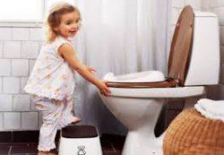 Ребенок, горшок и унитаз: просто наденьте ему трусики