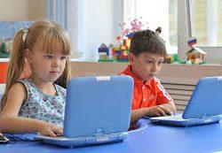 Для чего дошкольнику и младшему школьнику компьютер?