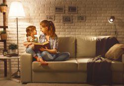 Как я читаю детям вслух: опыт мамы троих детей
