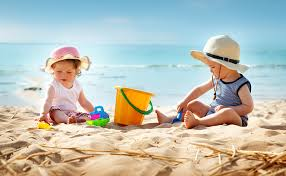 Подружите детей с солнцем