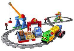 О детских железных дорогах
