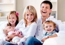 Место ребенка в системе семейных отношений
