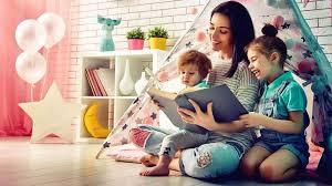 Читаем с малышами.Чтение до года