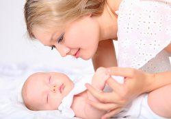 Гигиена детей в первые дни жизни