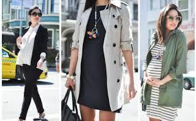 Будущей маме: как одеться модно и стильно