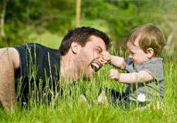 7 несложных и полезных игр для папы с сыном