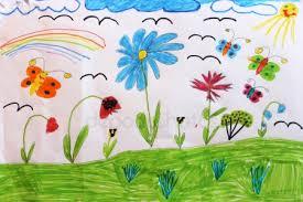О чем расскажут детские рисунки
