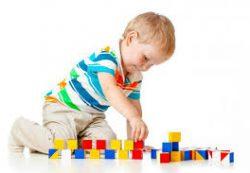 Что умеет малыш от года до четырех?