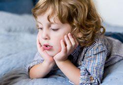 Как научить ребенка контролировать себя?