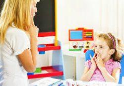 Обследование детей с нарушениями звукопроизношения