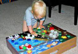 Игры и игрушки, стимулирующие развитие речи