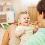 Развитие речи на первом году жизни. 7-9 месяцев