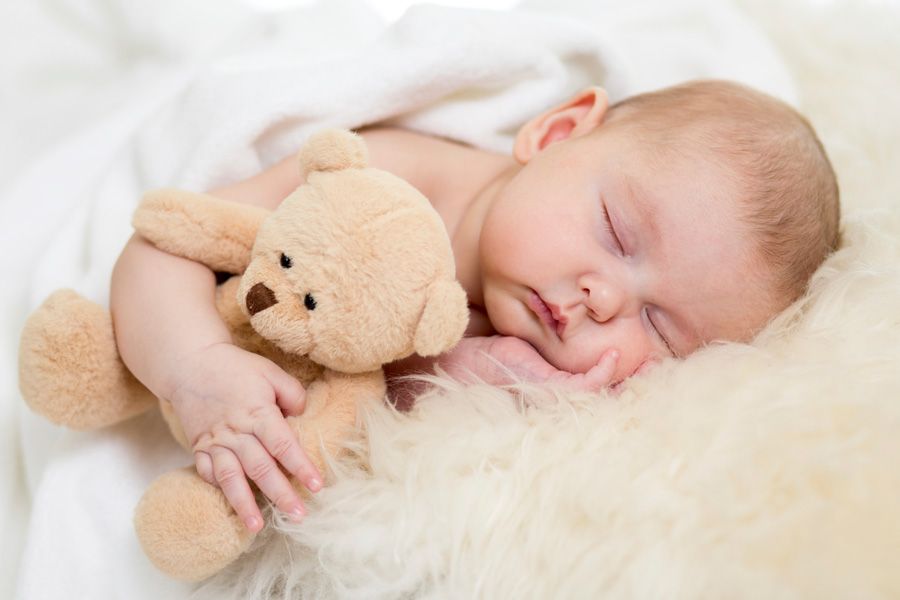 5 способов уложить ребенка спать без слез