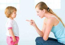 Советы маме непослушных детей