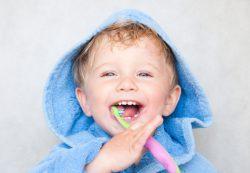 Профилактика и уход за детскими зубами