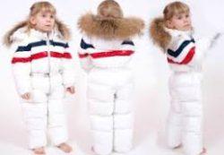 Детский зимний комбинезон: как выбрать лучший?