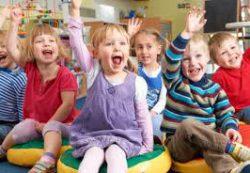 Осень пришла. В детский сад без болезней!