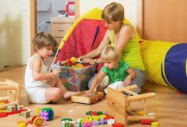 Ребенок, игрушки и наведение порядка: кому это нужно