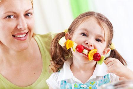 Питание ребенка по сезонам. Осень: что приготовить из овощей?