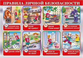 Основы личной безопасности для дошкольников