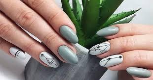 Модницы предпочитают рисунки на ногтях