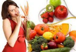 Витамины и питание при беременности