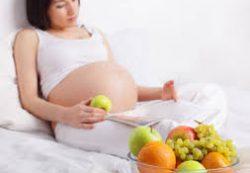 Беременность и диета: не можно, а нужно
