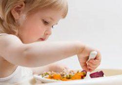 Пища, сказывающаяся на поведении