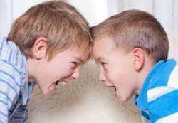 Нужно ли учить ребенка давать сдачи?