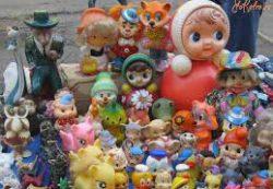 Старые пластиковые игрушки могут быть опасны для здоровья детей