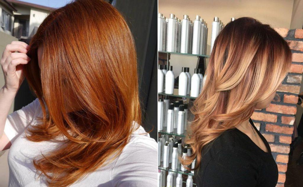 Какое окрашивание волос будет модным в октябре 2019