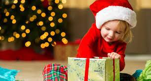 Как выбрать подарок малышу на Новый год?